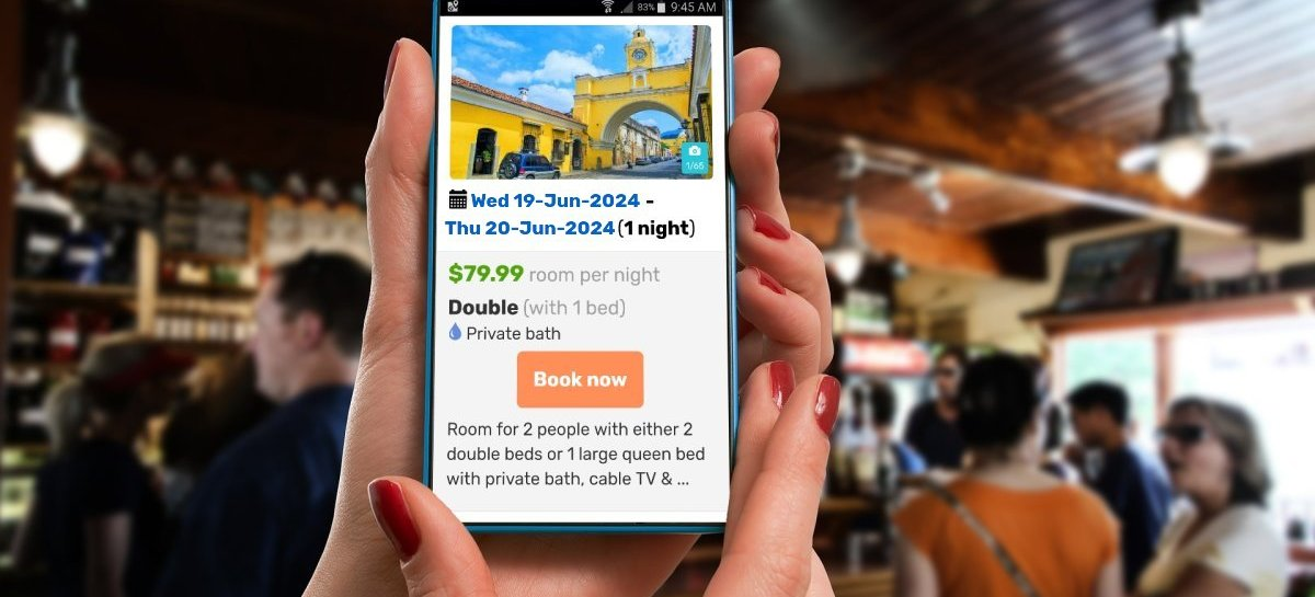 EuroHostelTraveler.com - Increase reservations with a fully customizable yet cheap and effective booking engine for hostels and hotels