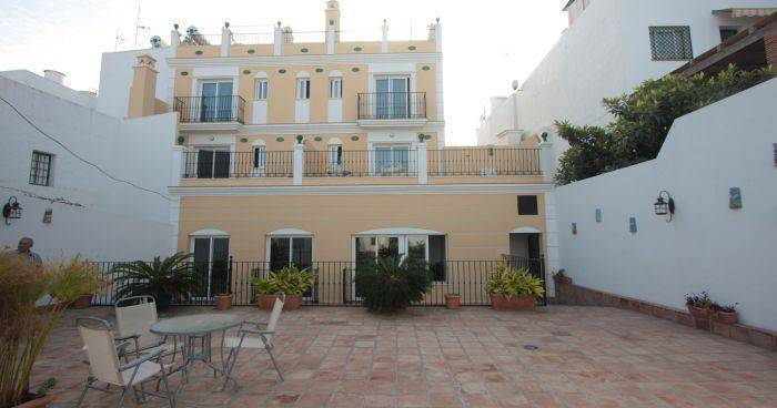 hostel reservations in Nerja