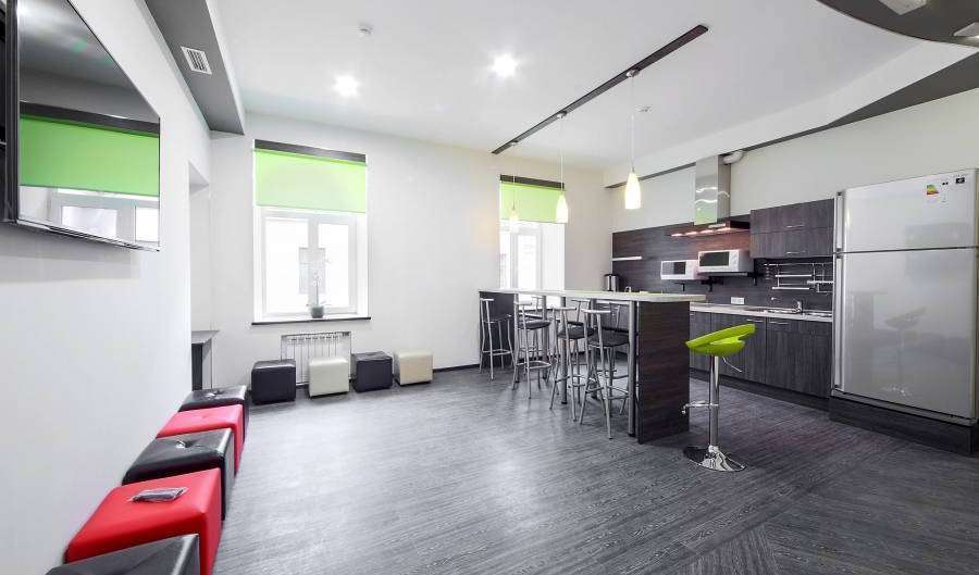 Youth Hostels and apartments in Saint Petersburg