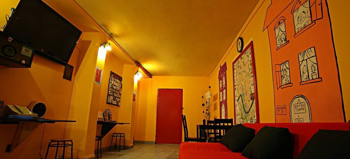 Hostel One Momotown, Krakow, Poland