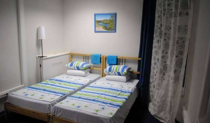 Youth Hostels and apartments in Moscow