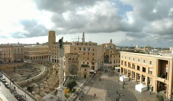 Hostels and backpackers in Lecce