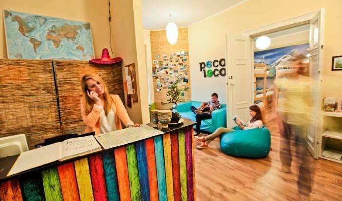 Hostels and backpackers in Poznan